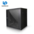 black customize glass door  6u server rack  cabinet have fan for network