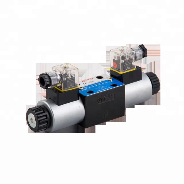 4WE6 NG6 Cetop 3 электромагнитные клапаны направленного управления