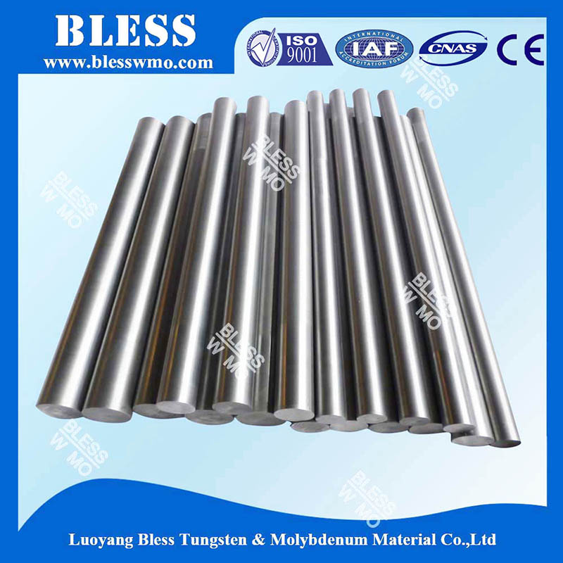high temperature resistance low molybdenum bar price from Luoyang Bless Co.Ltd