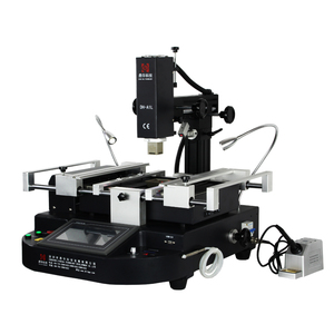 Auto infrared DH-A1L smd rework station price in india with soldering iron
