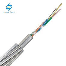 Opgw Overhead Ground Wire With Optical Fiber Wholesale, Ground ...