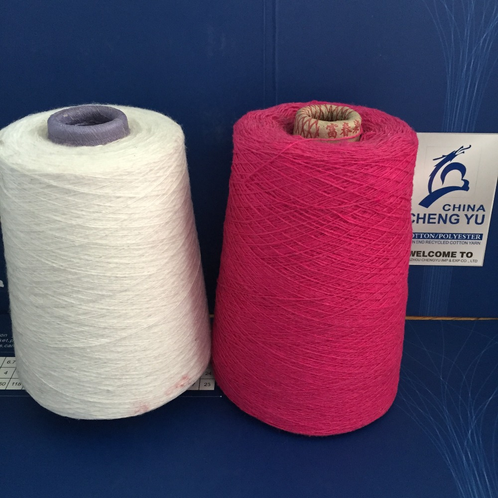 open end recycled acrylic wool yarn for scarves