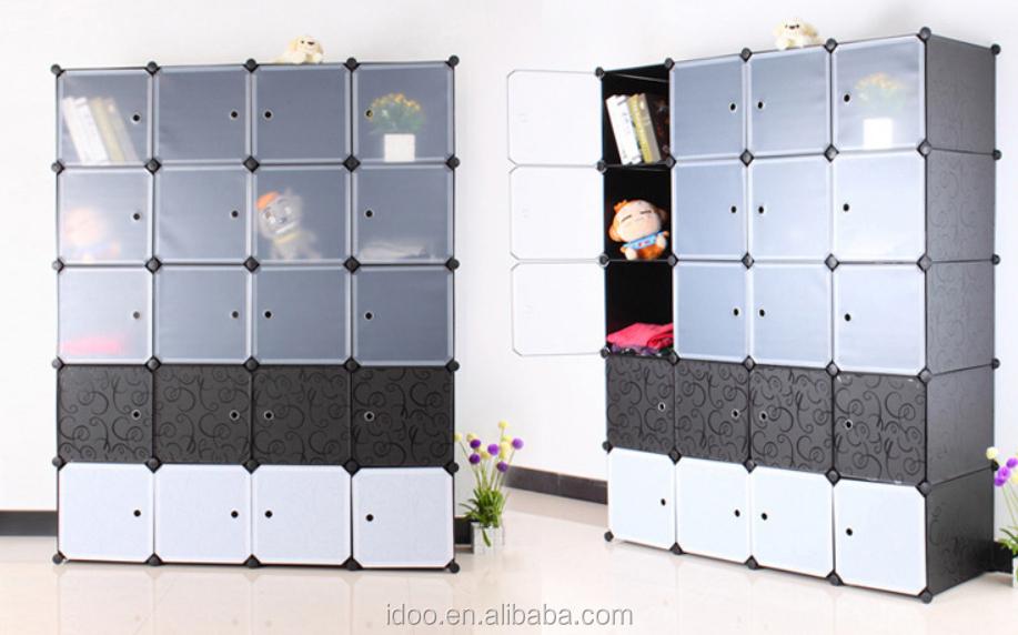 diy cheap plastic storage bins wardrobes good sale in vietnam waterproof cube toy storage organizer wardrobe