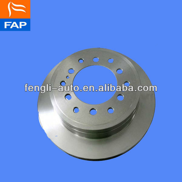 43512-06040 280mm disc brake rotor for toyota