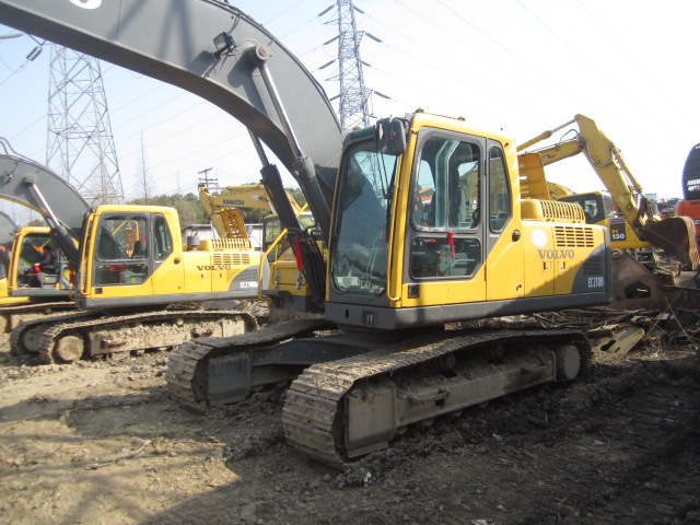 High Quality Good price Used Volvo EC210BLC