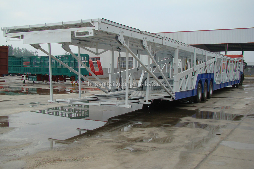 Huayu Manufacturer Supply Car Carrier Truck Trailer For
