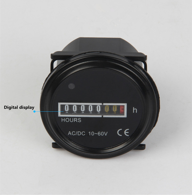 220-v240V AC Mini TH - 1 Digital Hour Meter electric mechanical timer