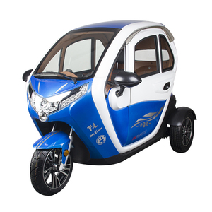 China-Adult Electric Tricycle E Trike For Sale enclosed mobility scooter for passenger EEC Approval