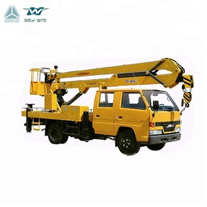 JMC aerial work platform truck high altitude operation truck with working height 14meters