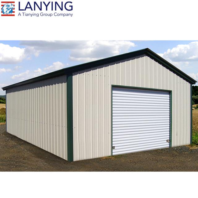 Prefabricated Light Steel Structure Factory / Metal