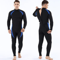 Neoprene 3mm Men's Full Wetsuit Diving Surfing Snorkeling Spearfishing Wet Suit