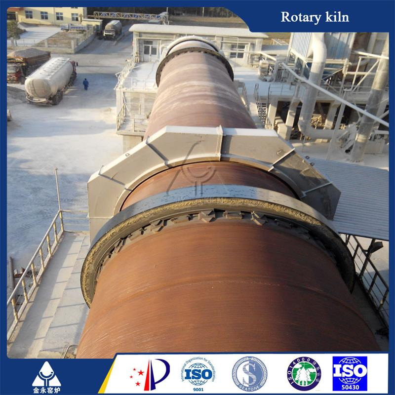 Lime, Cement and ORE rotary kiln