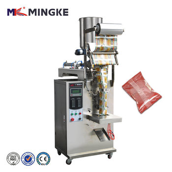 Automatic Tomato Ketchup Pouch Packing Machine MK-388Y(auto feeding) packing machine for Ketchup & Shampoo Pouch packing machine