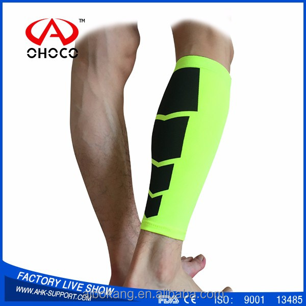Cheap OHOCO free sample compression calf sleeve best calf slimming factory
