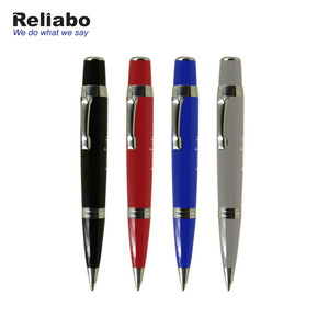 Reliabo Promotional Items China Brands Quality Products Short Metal Ballpoint Pen