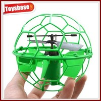 Save flying and Anti-shocking rc brainpower reaction rc flying soccer ball