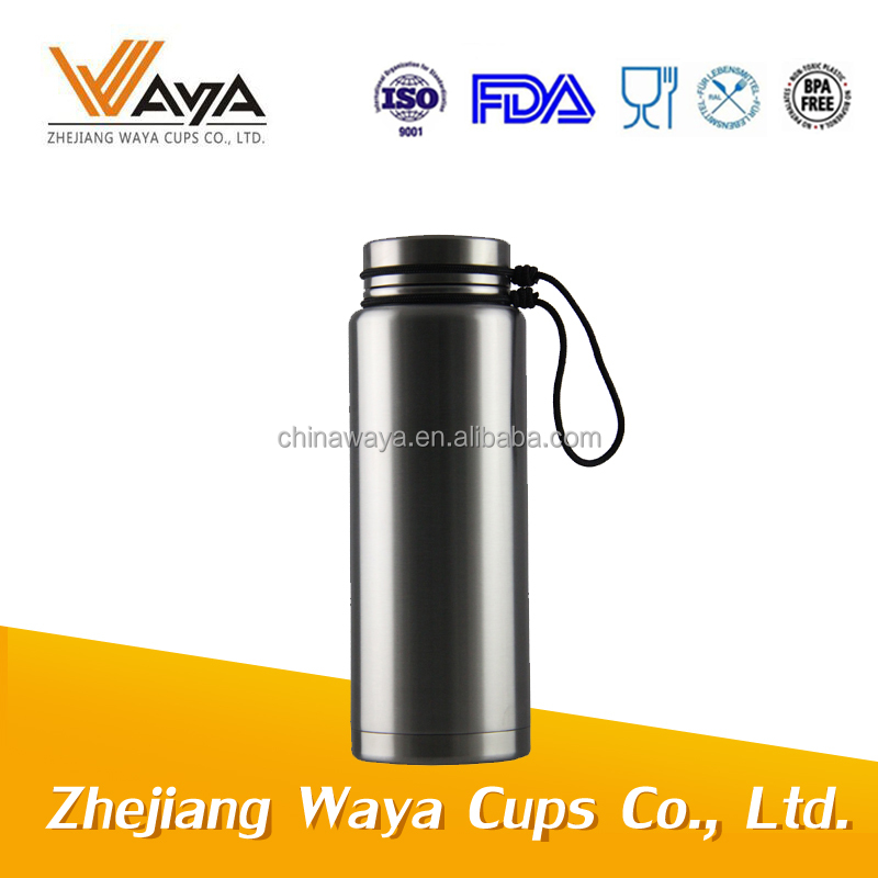 painted stainless steel thermos vacuum flask
