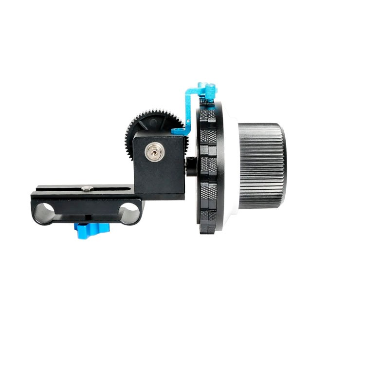 YELANGU Professional Damping Design ABS Plastic Camera Follow Focus With Focus Ring