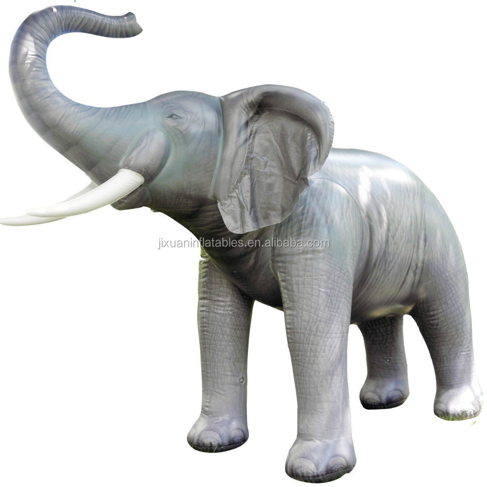 inflatable elephant balloon for advertisinig