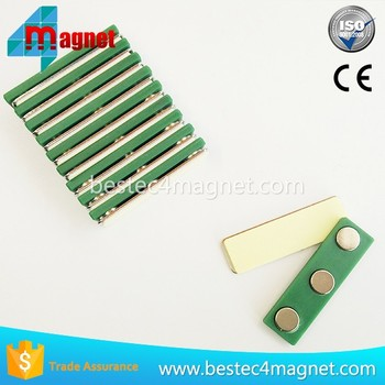 27d23b85816 Magnetic Name Badge Holders Office Depot With Strong Neodymium Magnet