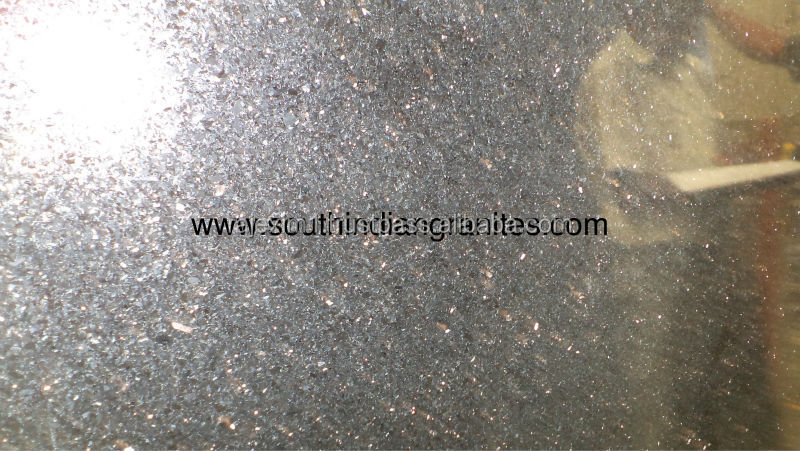 Export Quality Indian Black Galaxy Granite