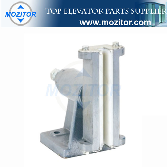 Well used elevator spare parts guide shoe for passenger lift