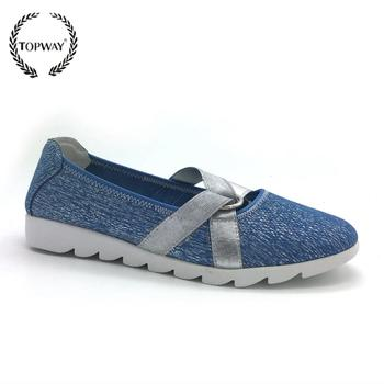 d53b5a02901 2018 Fashion design women comfortable loafer style girls flat shoes women  slip on casual shoes flat