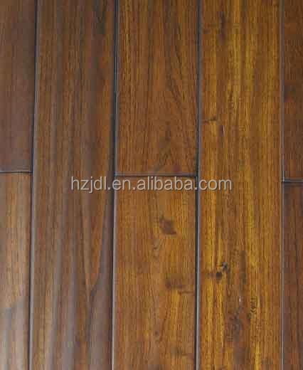 Chinese Teak Hardwood Flooring Hot