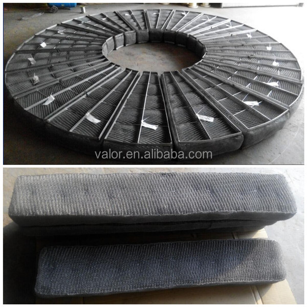 New type filter wire gauze demister