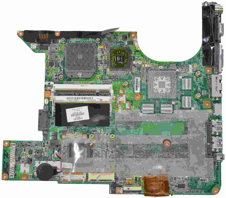443775-001 HP DV6200 AMD Laptop Motherboard s1
