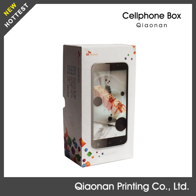 High quality cell phone case packaging box manufacturer
