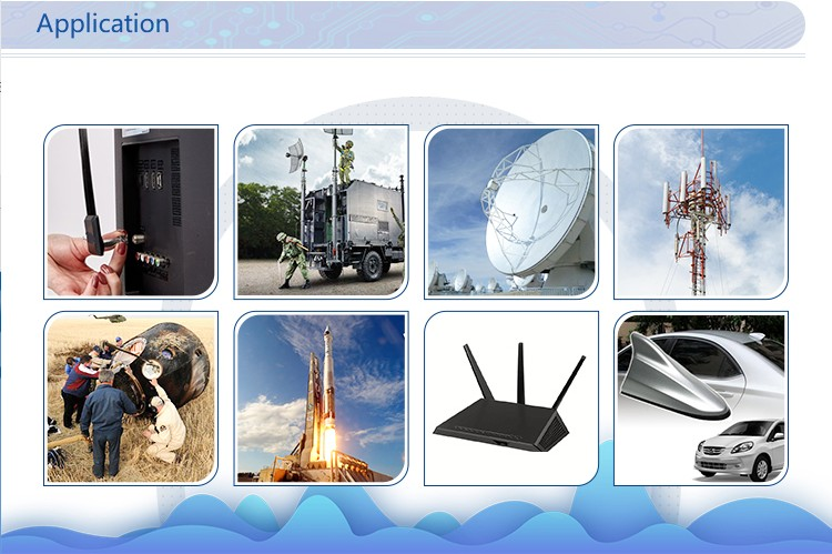 Indoor 9dBi High Gain 2400-2500 MHz 2.4 GHz 2.4/5.8G Dual Band Rubber Externe 2.4G WIFI Antenne