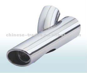 stainless steel universal exhaust mufflers tail