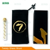 Original 7pipe twisty glass blunt pipe gold twisty blunt Canada hot sell 7 pipe pen glass blunt