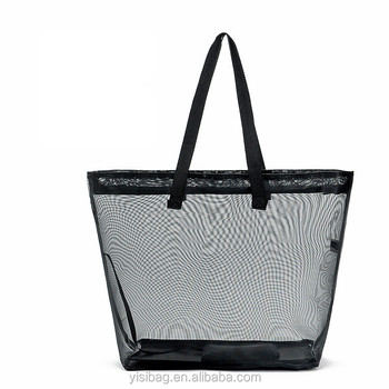 997ccec93f Oversized Mesh Beach Tote Bags