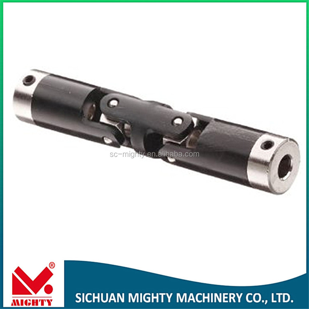 High quality track light components flexible rigid small universal joint shaft coupling