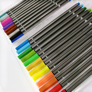 High quality EN471 and ASTM Wholesale Customized Color Gel Custom Pen Fine Line Markers