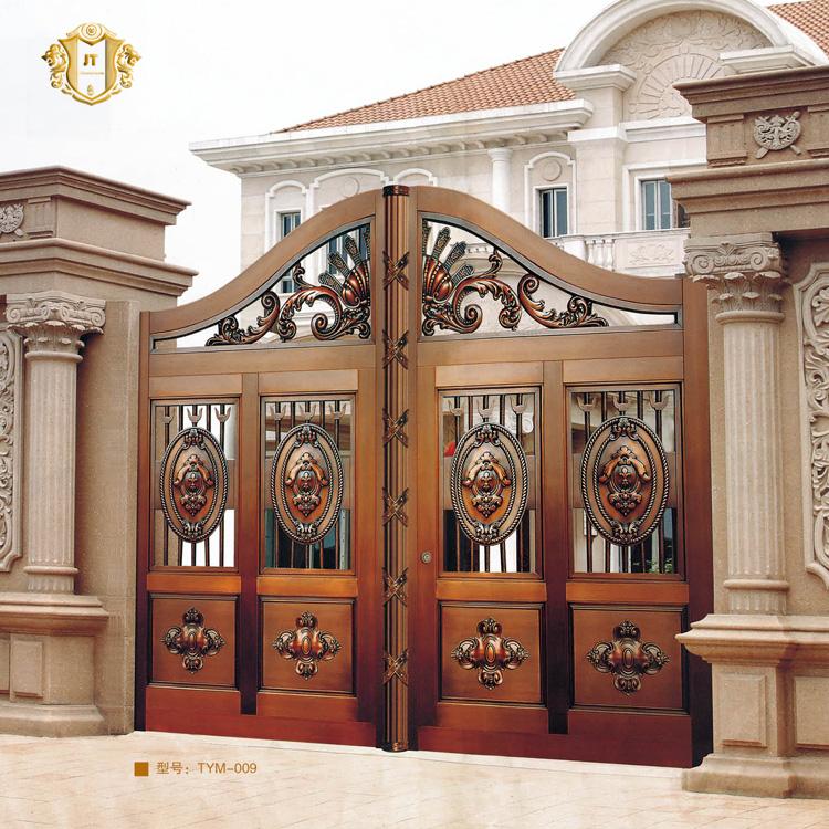 Wrought Iron Side Gates Gate Door Prices Pedestrian Interior Decorative French Doors