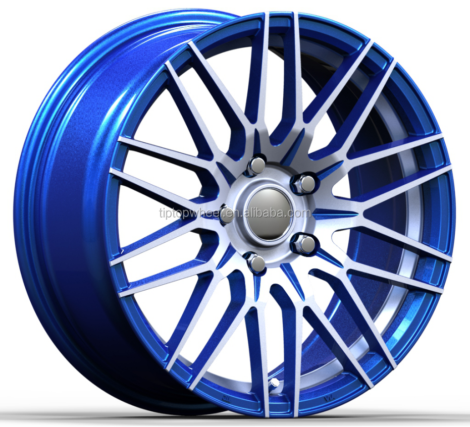 Used Rims For Sale For Cars 17x9.0 White Machine Face Hot Wheels For ...