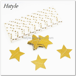 Party Paper Glitter Star Garland SGG110