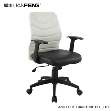 Comfortable executive all PU office chair with sponge cushion