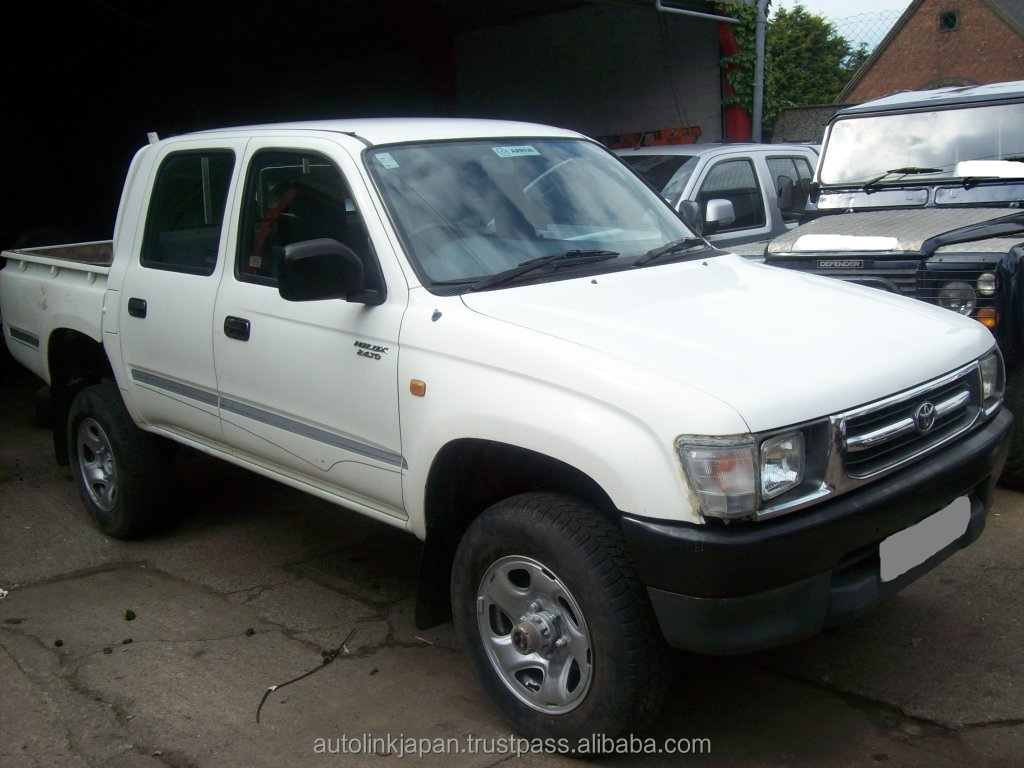 Canter truck sale double cabin 4wd japan import jpn car - Used Toyota Hilux Double Cab Used Toyota Hilux Double Cab Suppliers And Manufacturers At Alibaba Com