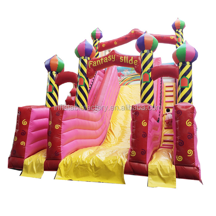 commercial giant inflatable slide for sale