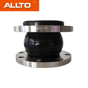Expansion Joint Rubber Flange Type Bellows Flexible Joint coupling