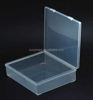 Devices Storage Box Square Hinged Lid Container Buy