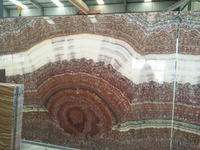Hottest marble tile, marble stone, red jade marble tile