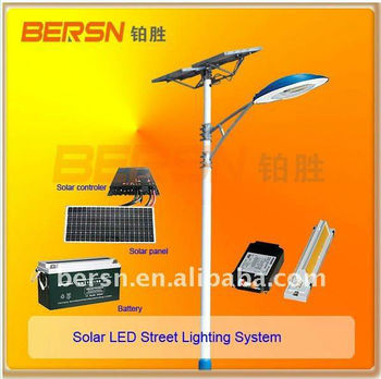 2014 High Quality Solar Powered Led Street Light With Philips Chips Buy Str