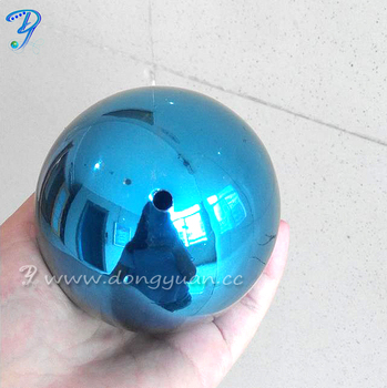 Stainless Steel Mirror Ball for Christmas Tree Decoration