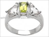 Gem Stone Jewelry, Fashion Jewelry, Silver Ring