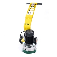 110v 50hz electric concrete floor grinder